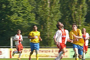 TSV Schlüsselfeld gegen Frensdorf Fußball