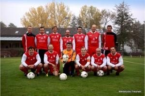 2. Mannschaft TSV Schlüsselfeld 2012