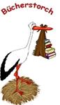 Bücherstorch Schlüsselfeld Bücherei Video Geschenkideen