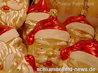Krippeneröffnung Weihnachtsmarkt Schlüsselfeld 2012