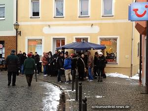 Schlüsselfeld Fahrschule Kaiser Weihnachtsmarkt Glühwein 2012