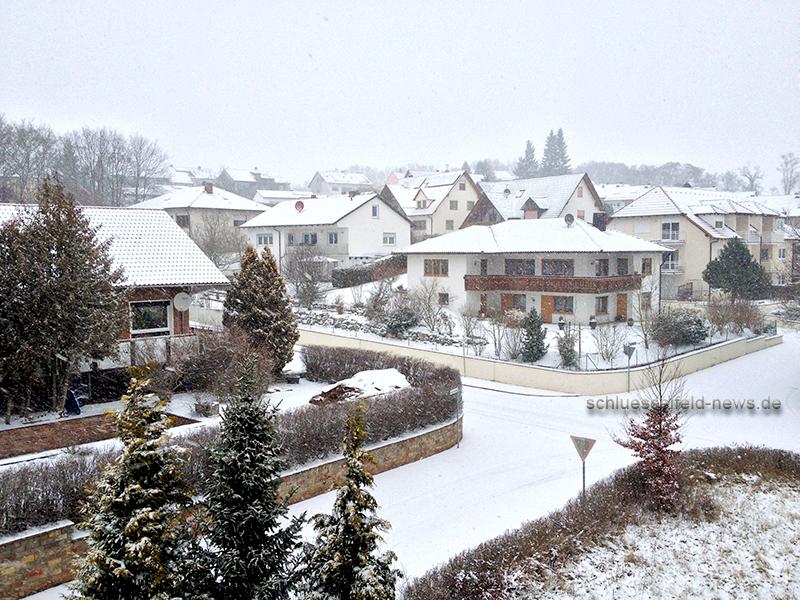 Schlüsselfeld Schnee Winter News