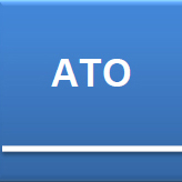 ATO Logo Schlüsselfeld