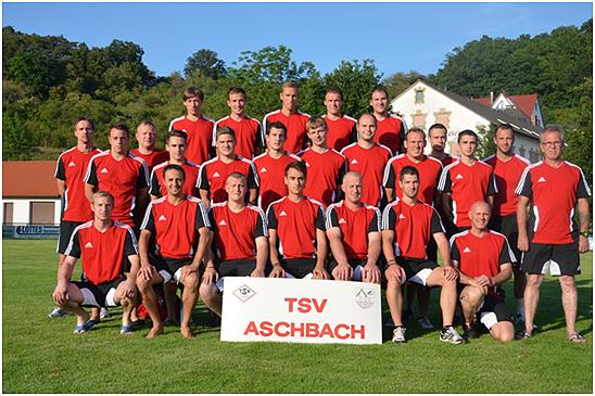 1 Mannschaft TSV Aschbach 1946 ev