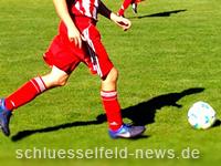Fussballergebnisse Osterwochende Schlüsselfeld Aschbach Thüngfeld Elsendorf Reichmannsdorf