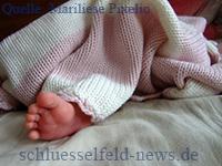 Beim FC Thüngfeld wird Baby Kleidung gestrickt powered von Schlüsselfeld News