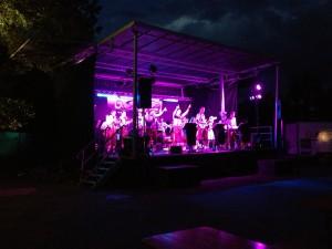 Open Air 150 Jahre TSV Schlüsselfeld Oberspiesheimer Band