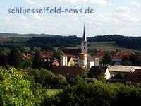Winkelmarkt Schlüsselfeld 2013