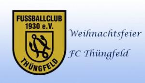 Weihnachtsfeier FC Thüngfeld 2013