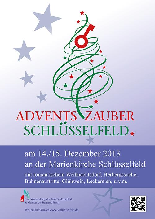 erster Adventszauber in Schlüsselfeld