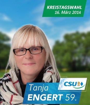 Kreistag Kreistagswahl 2014 Tanja Engert Schlüsselfeld Heuchelheim