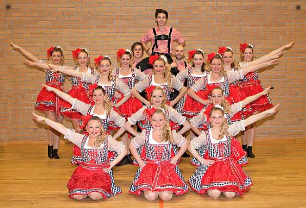 Universe Dance Company TSV Aschbach