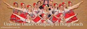 Universe Dance Company Aschbach tritt in Burgebrach auf