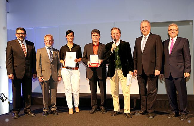 TSV Schlüsselfeld erhält die Sportplakette des Bundespräsidenten Gauck 650b