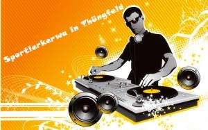 Sportlerkerwa Thüngfeld 2014 DJ Sheriff Schlüsselfeld-News