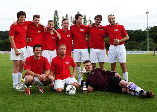 Firmencup Schlüsselfeld Sieger 2014 Finanzplanung
