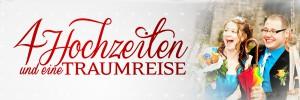 Alina Haller Florian Haller Thüngfeld Schlüsselfeld 4 Hochzeiten 1 Traumreise TV Fernsehen VOX 2014