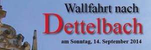 Beitragsbild Wallfahrt Dettelbach 2014