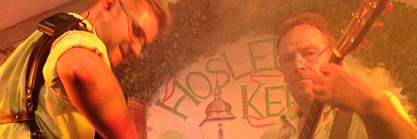 Kirchweih Burghaslach 2014 Hosler Kerwa Hosla Veranstaltung Party Feier Kerwasburschen Kerwasmadli