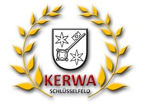 Logo Kerwasburschen und Madli Schlüsselfeld Kirchweih Kerwa Landkreis Bamberg