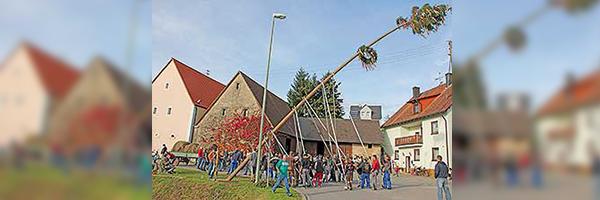 Kirchweih Oberköst 2014 Oberköster Kerwa 2014 header Veranstaltung Landkreis Bamberg