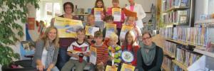 header Leseclub Schlüsselfeld Bücherei Buch Lesen Frau Kinder Mütter Erzieherin