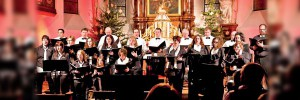 Jubiläumskonzert The Voices Reichmannsdorf Schlüsselfeld Konzert Band Musik Ott