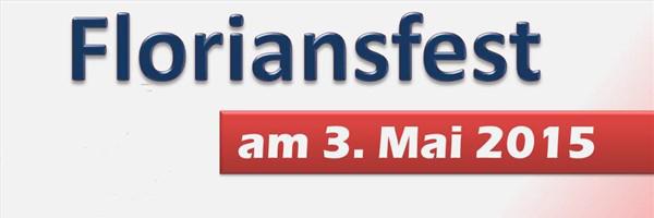 Florianfest 2015 Freiwillige Feuerwehr Schlüsselfeld FFW Veranstaltung Mai Pfarrkirche St Johannes Feuerwehrhaus