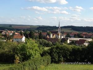 Stadt Schlüsselfeld Oberfranken Bayern