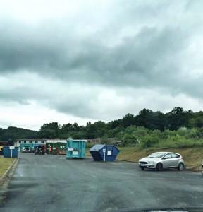 Wertstoffhof schlüsselfeld Öffnungszeiten Abfall wertstoff
