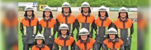 Feuerwehr Schlüsselfeld erfolgreich beim Landespokalwettbewerb in Amberg 2015