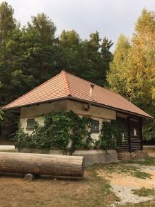 Haus Hütte Real Estate Jägertafel Schlüsselfeld Wüstenbuch Debersdorf Wald Bürgerwald