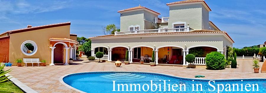 Immobilien in Spanien an der Costa Blanca kaufen