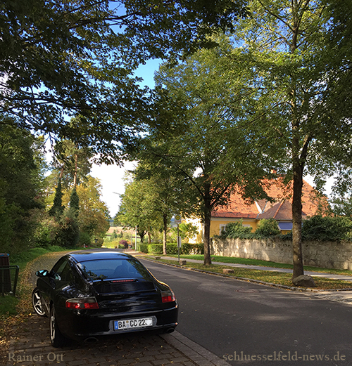Joggen Wandern Grossgressingen Porsche Allee St Rochus Kapelle Jogging Sport Buch Hof Kleingressingen Ebrach