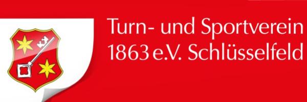 TSV Schlüsselfeld Logo Vereinsheim Wappen