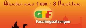 GTF Sitzung Faschingssitzung Schlüsselfeld Gesangverein Turnverein Feuerwehr 2016