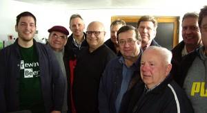 Männertreff on tour Hertl Bier Thüngfeld Bierbrauer Braumanufaktur Schlüsselfeld