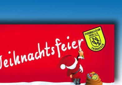 Weihnachtsfeier FC Thüngfeld 2019 Veranstaltungen Gemeinde Schlüsselfeld