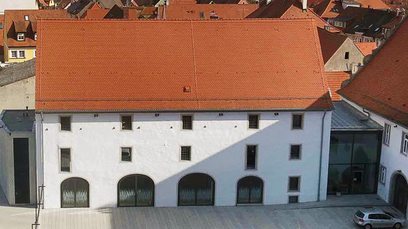 Zehntscheune Schlüsselfeld Rathaus Bürgersaal Veranstaltung
