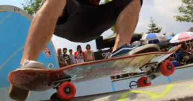 Ferienangebot 2020 Schlüsselfeld Skateboard Grundkurs