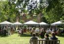 Im Hephata Garten spielt die Musik Gartenkonzert Aschbach
