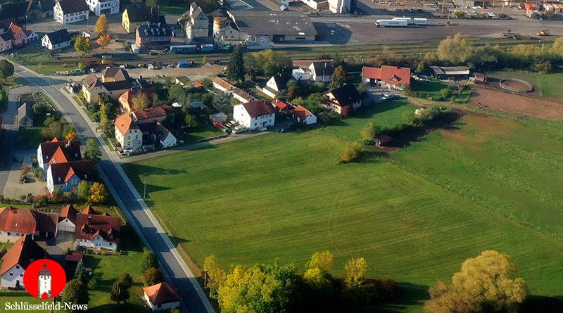 Wohnpark Drei Franken Schlüsselfeld Betreutes Wohnen 3 Franken