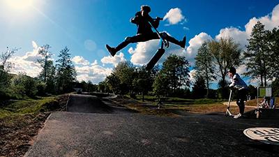 High Jump Pumptrackanlage in Schlüsselfeld Vorschau