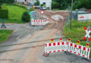 Straßenausbau Baustelle Straße Thüngfeld